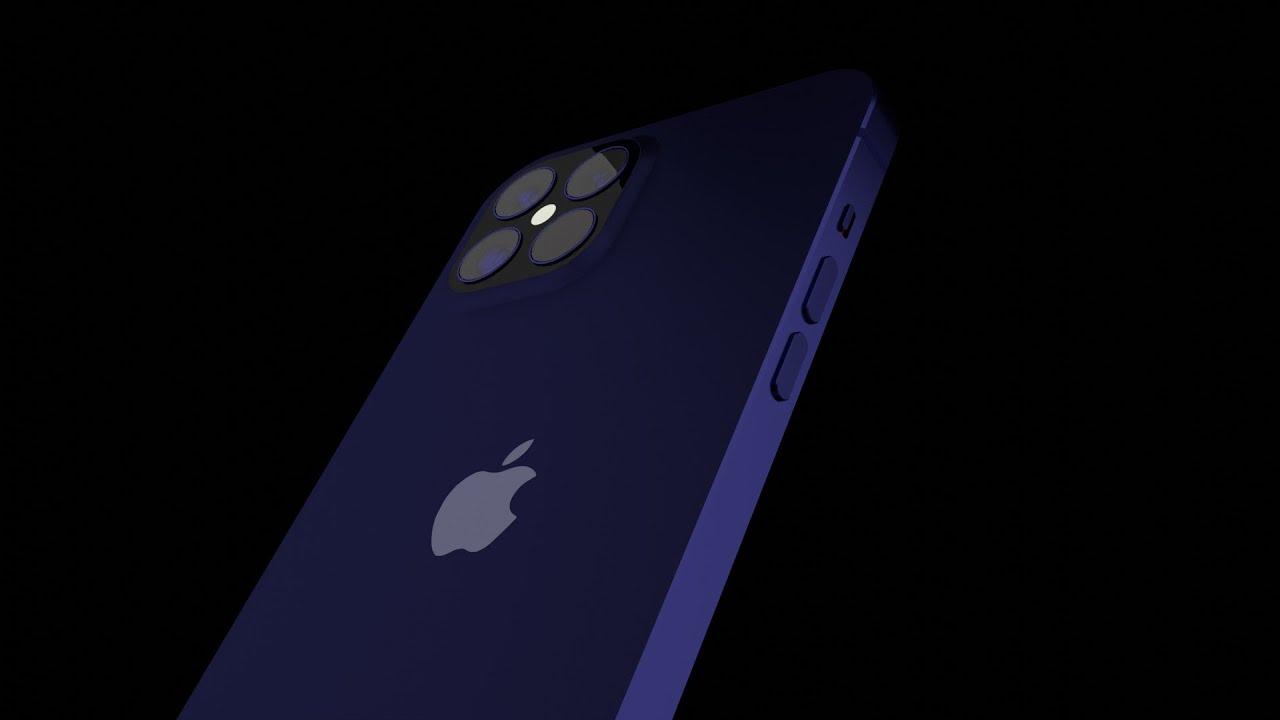 iPhone 12 Pro render 4K 60 - YouTube