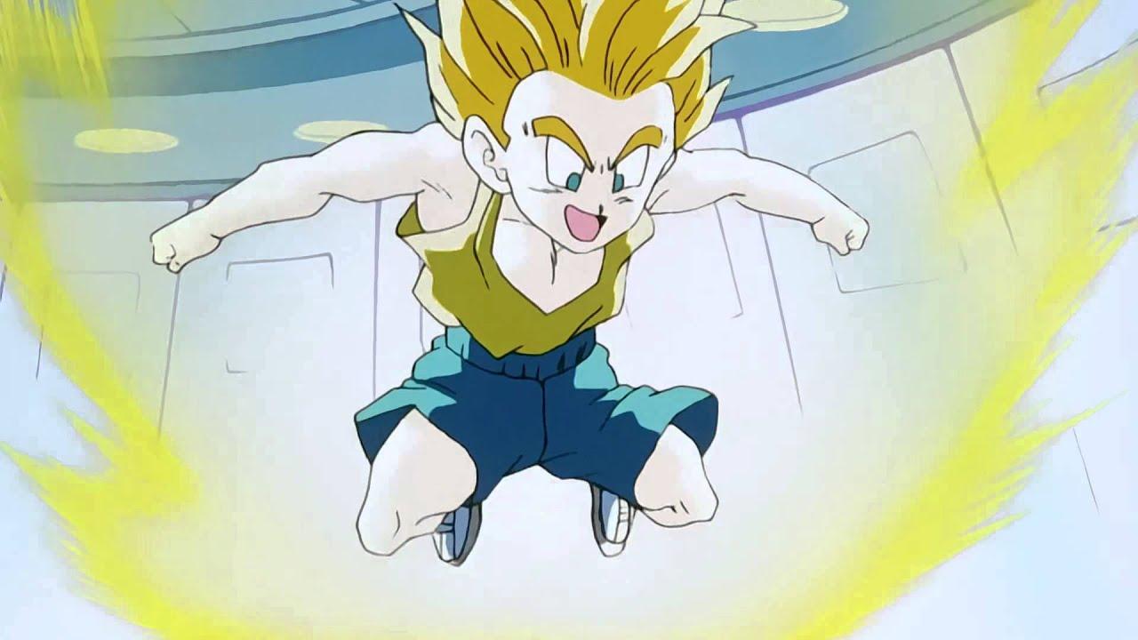 Trunks entre en scene  Super Scene (1080p) - Dragon Ball Z