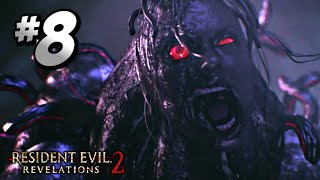 Resident Evil Revelations 2 · Episode 4: Metamorphosis Walkthrough Part 2 (99% Collectibles)