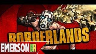 #039 Gameplay Borderlands na GTX 680 +i7 2600k