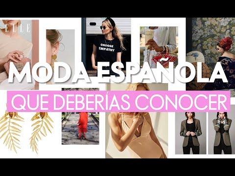 29f5bf720a3b Marcas españolas de moda que debes conocer - Moda | Elle España ...