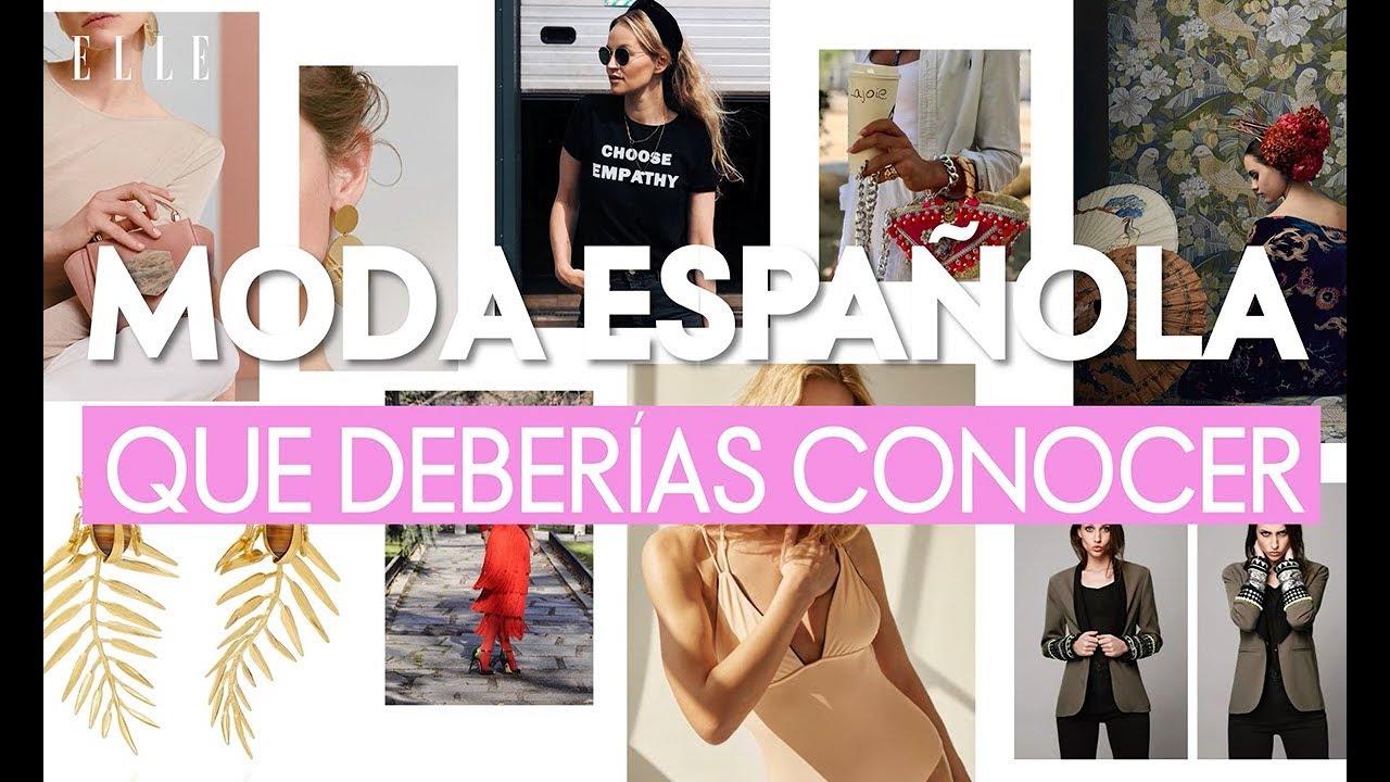 cfecd9f1943f Marcas españolas de moda que debes conocer - Moda | Elle España