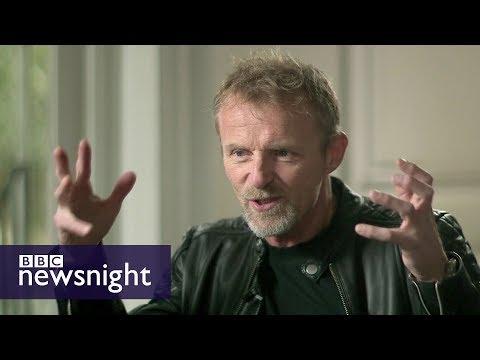 Crime author Jo Nesbø on Macbeth – BBC Newsnight
