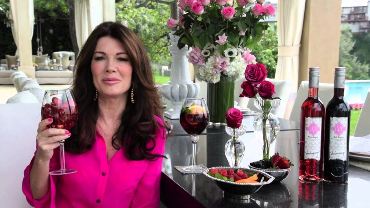 Get To Know LVP Sangria With Lisa Vanderpump