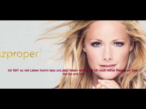 Helene Fischer   Unser Tag Lyrics