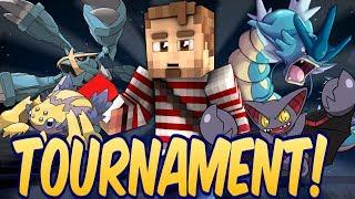TAG TOURNAMENT ANNOUNCED! Pixelmon Lets Go! #49 (Minecraft Pokemon Mod)