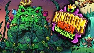 MAGINICIA, Podwodne miasto! - Kingdom Rush Vengeance #16