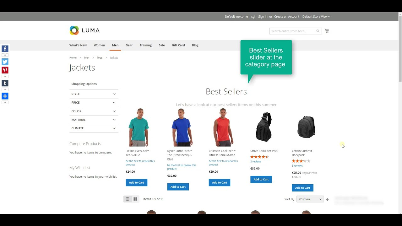 Product Slider for Magento 2