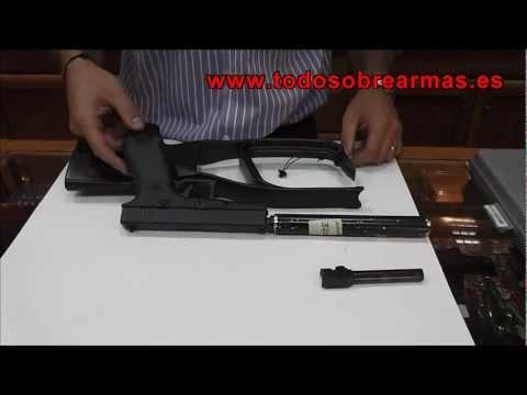 accesorios pistola glock