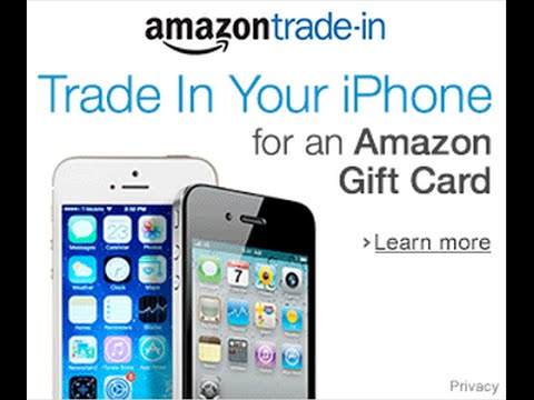 trade in your old phone to amazon youtube. Black Bedroom Furniture Sets. Home Design Ideas
