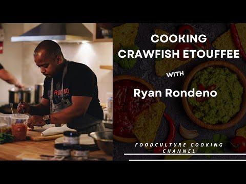 Cooking Louisiana Crawfish Etouffee Recipe