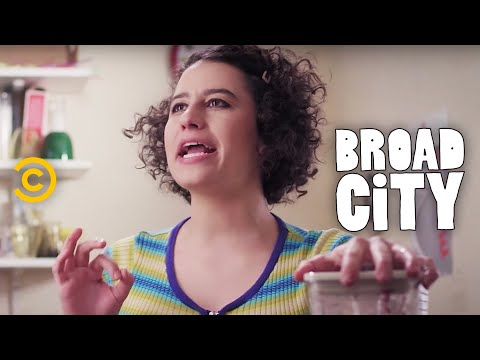Hack Into Broad City - Smoothie - Uncensored