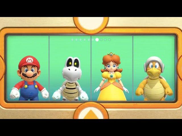 Super Mario Party - Salty Sea (Challenge Road) | MarioGamers