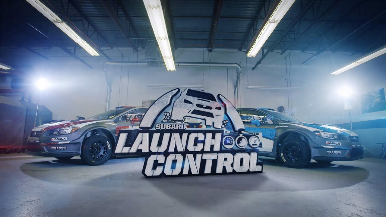 Subaru Launch Control >> Subaru Launch Control: Season 4 begins July 6th - YouTube
