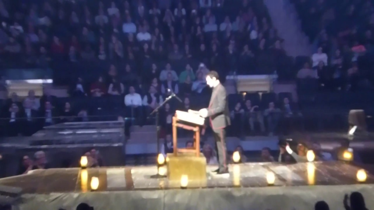 Game Of Thrones Live Needle Madison Square Garden 2017 Youtube