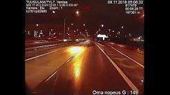 Finnish police - high speed taxi chase is helsinki / taksi pakenee poliisia - helsinki 2020