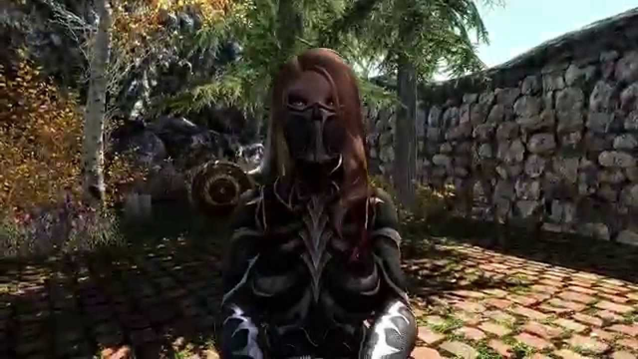 skyrim how to get followers to wear clothes