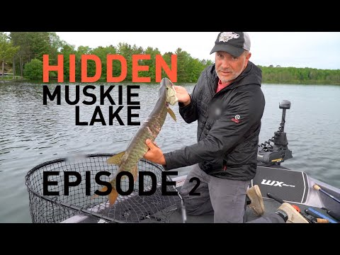 Muskie Fishing Overlooked Wisconsin Musky Waters (Episode 2)