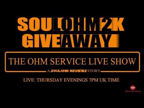 SoulOhm Reviews :: The Ohm Service :: Live Stream