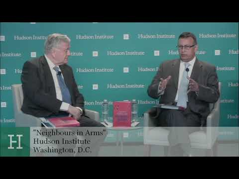 """Neighbours in Arms: An American Senator's Quest for Disarmament in a Nuclear Subcontinent"""