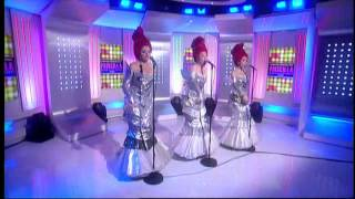 Priscilla @ ITV This Morning - 02/07/13