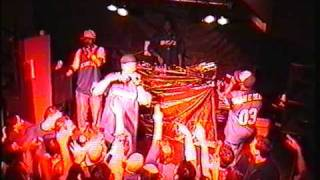 ICE-T  IM YOUR PUSHER (live) dublin 2004