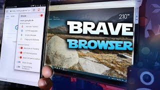Brave Browser for PC and Android, fast and secure