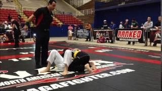 Corbin Championship Match Brazilian Jiu Jitsu Georgetown - Martial Arts and Self Defense