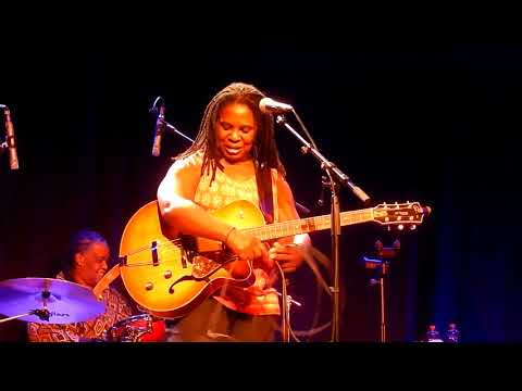 American Blues Night  mit Ruthie Foster am 1. 09. 2017 in Ne