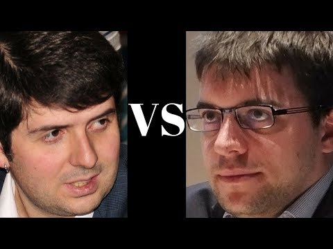 Mega-exciting Chess game: Peter Svidler vs Maxime Vachier-Lagrave : World Cup (2017) Rd 5.4