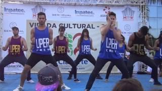 UPER CREW - Virada Cultural em Cianorte 2013