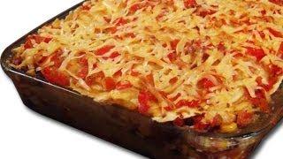 Vegetable Tortilla Lasagna Recipe