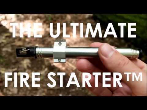 Vargo Ultimate Fire Starter Official Video