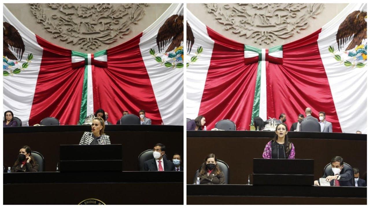 Download Dips. Laura Pérez y Karla Rabelo (MORENA) / Comparecencia del Srio. de Hacienda y Crédito Público