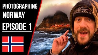 INSANE SUNRISE! And 5 reasons to photograph famous locations, Norway Landscape Photography
