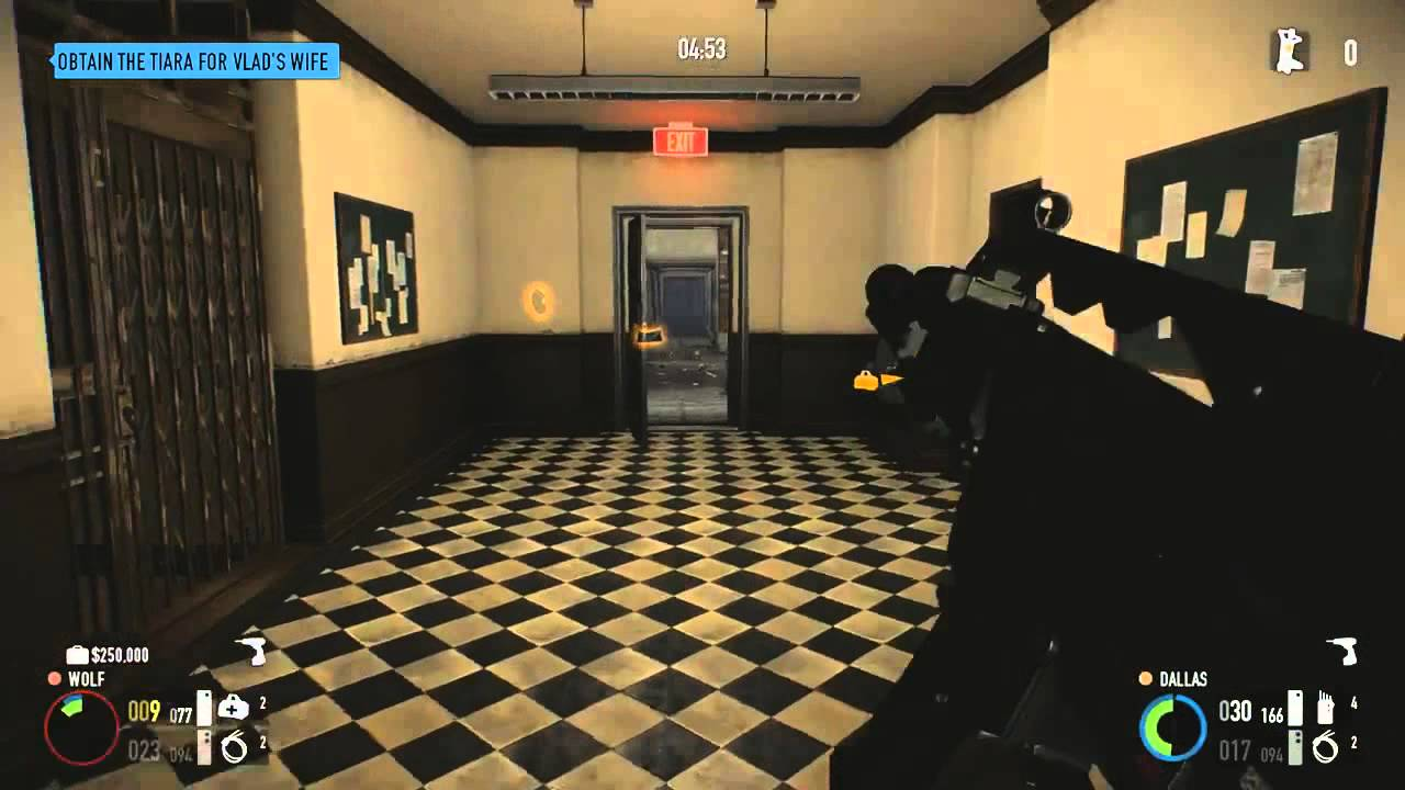 Payday 2: Gameplay Footage - YouTube