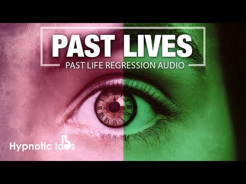 Hypnosis for Past Life Regression (Includes Third Eye Chakra Music)