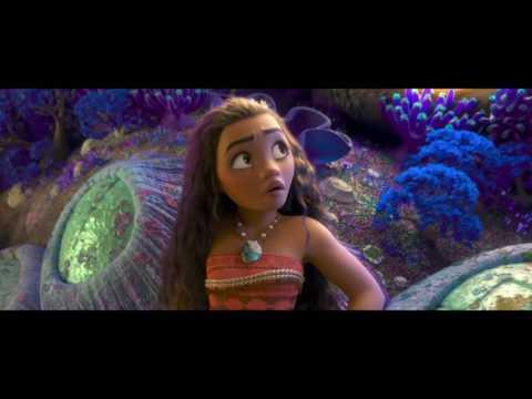 Disney's Moana – Behind the Scenes: Shiny