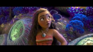 Disney's Moana – Behind the Scenes: Shiny