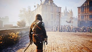 Assassin's Creed Unity - Stealth Kills - Quick & Clean Combat - PC RTX 2080 Gameplay