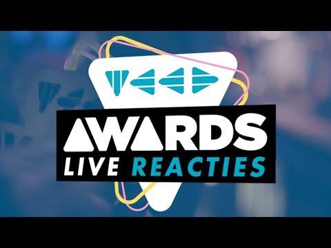 VEED AWARDS (live Reacties)
