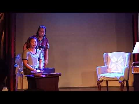 'Night, Mother with Eugene Domingo - Excerpt by PETA Theater Center