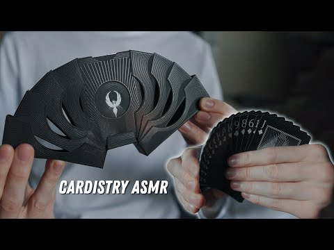 Cardistry ASMR 3 // More Captivating Card-Shuffling