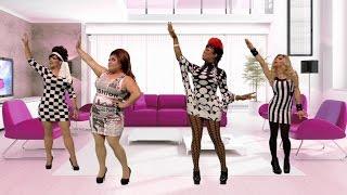 """I Got Paid"" ft. Kasha Davis, Ginger Minj, Kennedy Davenport & Kandy Ho - RuPaul"
