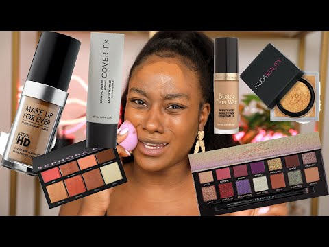 Brown Skin Girl Must-Have Makeup Products!