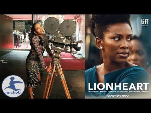 Genevieve Nnaji's  'Lionheart' Becomes 1st African Netflix Original Series