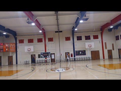 Portage Middle School Boys Basketball vs Kekionga Middle School 1-28-2021