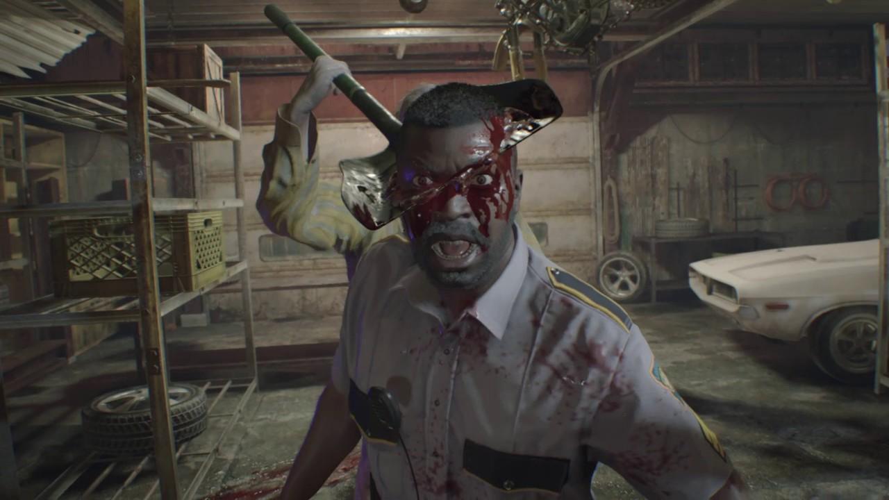 Resident Evil 7 Biohazard Jack Baker Driving Ethan S Car Youtube