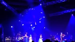 Japan Expo 2015 Azumi Inoue showcase - Tonari no totoro