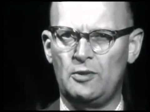 Arthur C Clarke Future Perspective Subtitle In Englisch Legendas Em Português 1964